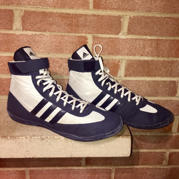 factory price 4b62a 976e1 adidas Other - Adidas combat speed 5 wrestling Mens shoes sz 12